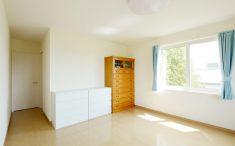 工事後。家具やインテリアの配置を考えるのが楽しくなる空間です。